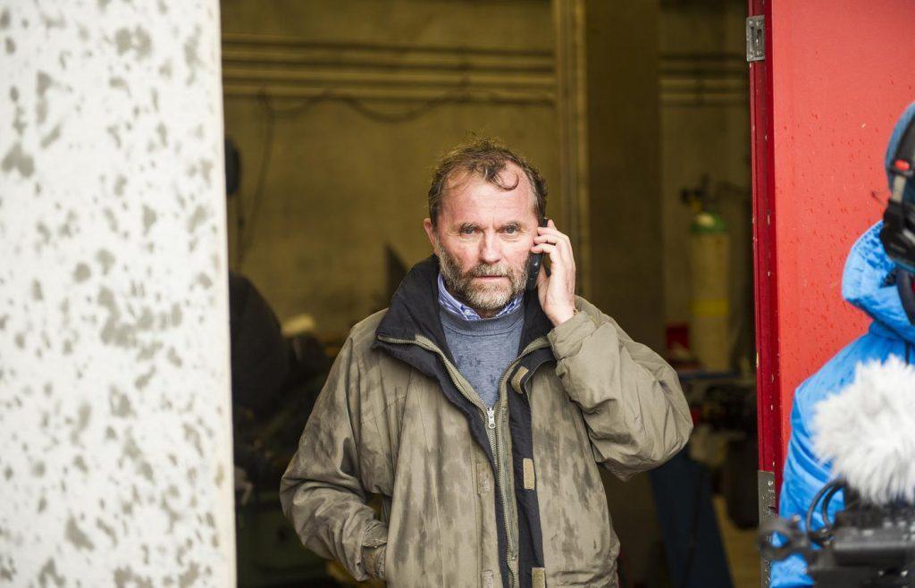 Kristján Loftsson er framkvæmdarstjóri Hvals hf.