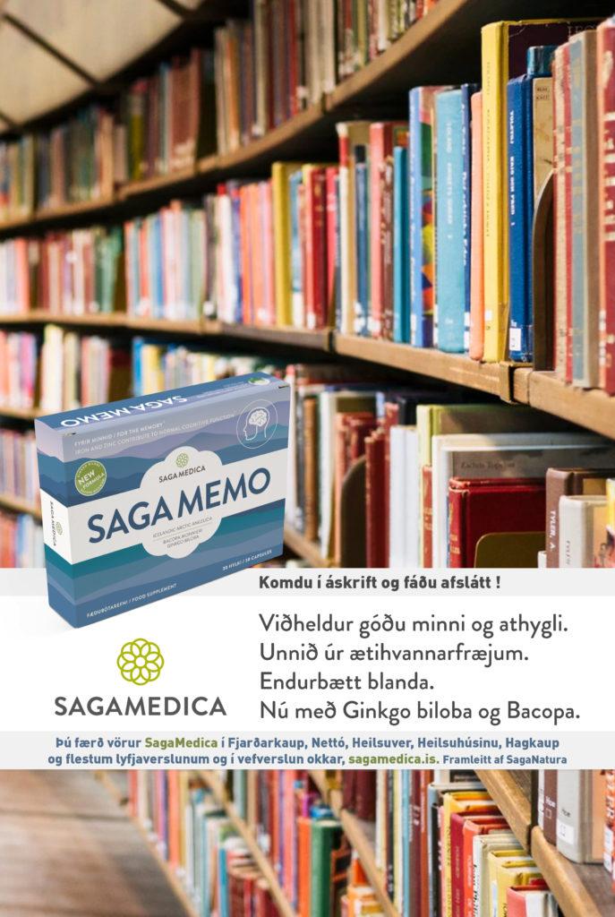 SagaNatura SagaMemo