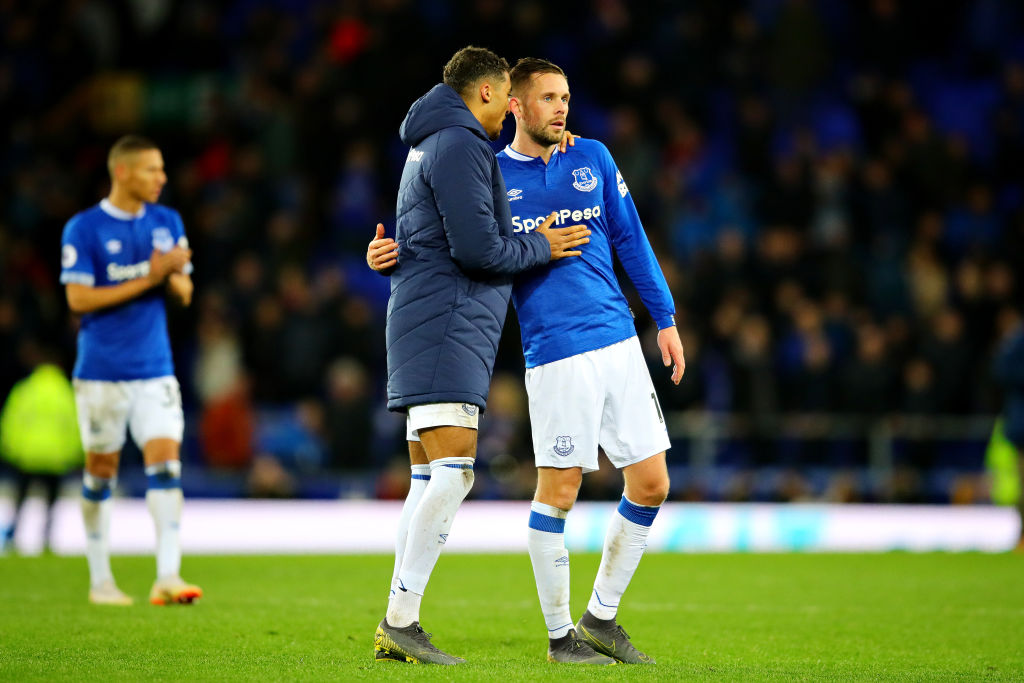 Gylfi Þór Sigurdsson is in the starting squad for Everton tonight, visiting Tottenham in the Premier League. Gylfi, of course, is a former Tottenham