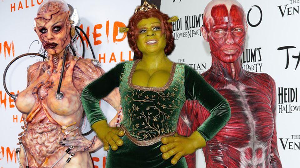 Klum Halloween 2021